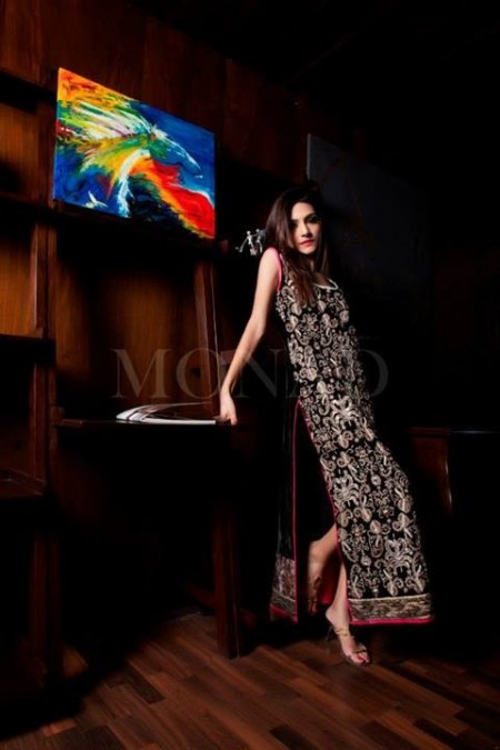 Monad Formal Wear Dresses 2013 2014 for Ladies