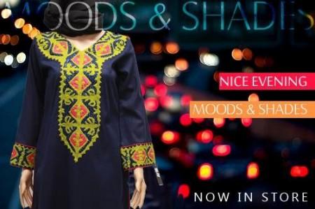 Moods & Shades Women Evening Dresses 2013-2014
