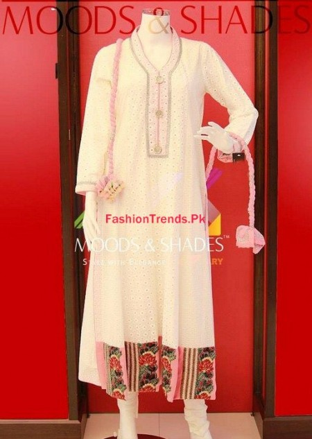 Moods And Shades Winter Dresses 2013 2014 For Women