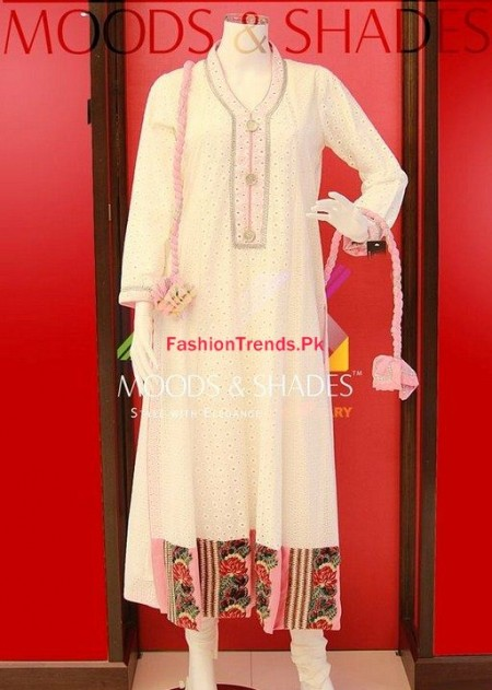 Moods And Shades Winter Dresses Collection For Women