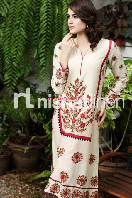 Nishat Linen Latest Winter Wear For Women Volume 2