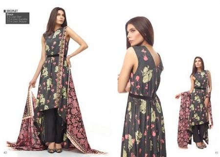 Orient Linen Women Dress 2013-2014 by Orient Textiles image