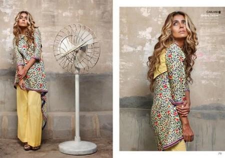 Orient Linen Women Dress 2013-2014 by Orient Textiles snap