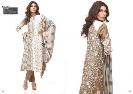 Orient Linen Women Dress 2013-2014 by Orient Textiles pics