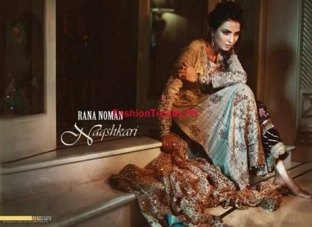 Rana Noman Bridal Dresses Collection For Women