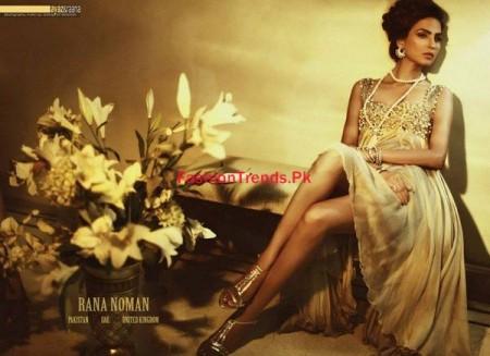 Bridal Dresses Collection By Rana Noman