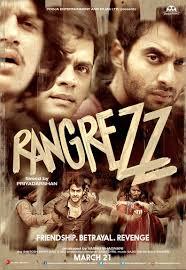 Rangrezz Movie 2013 Poster