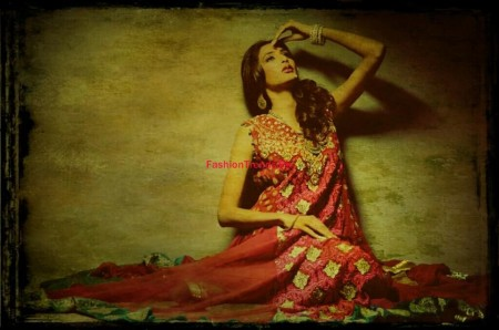 Rehan and Muzammil Formal Wear For Women 2014