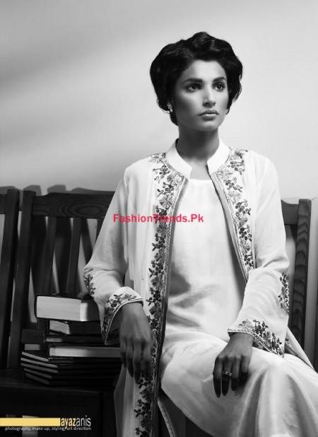 Sadiya Nadiya Winter Dresses Collection