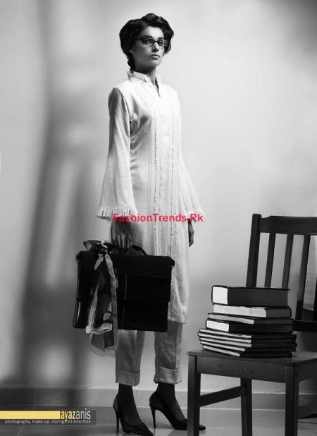 Sadiya Nadiya Winter Dresses Collection For Women