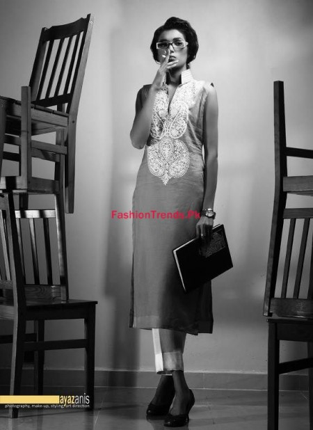 Sadiya Nadiya Winter Dresses 2013-2014 For Women