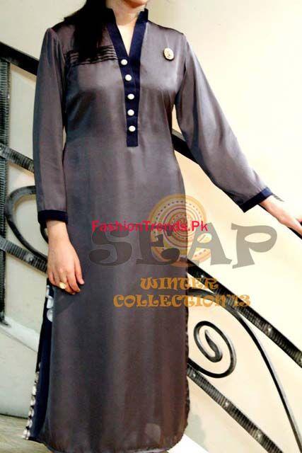 Seap by Sanaa Arif Winter Dresses for Women