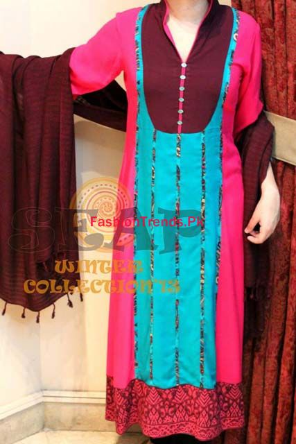 Seap by Sanaa Arif Winter Dresses Collection for Women
