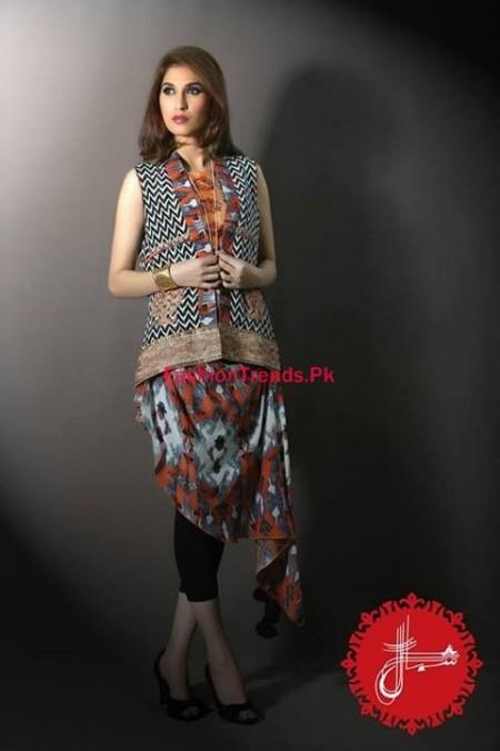 Shamaeel Ansari Winter Dresses for Women