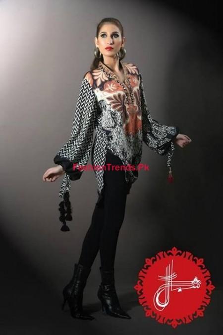 Shamaeel Ansari Winter Dresses Collection