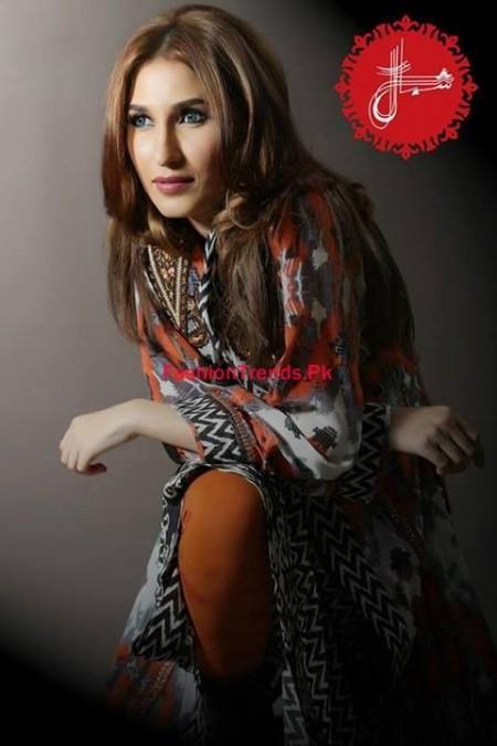 Shamaeel Ansari Winter Dresses Collection 2013-2014