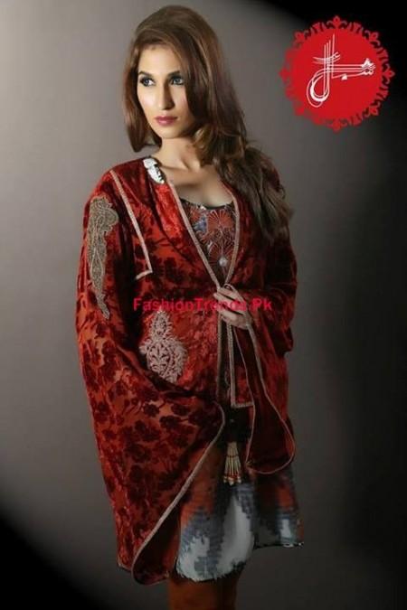 Shamaeel Ansari Winter Dresses