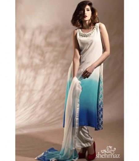 Shehrnaz by Ensemble Women Party Dresses 2013-2014