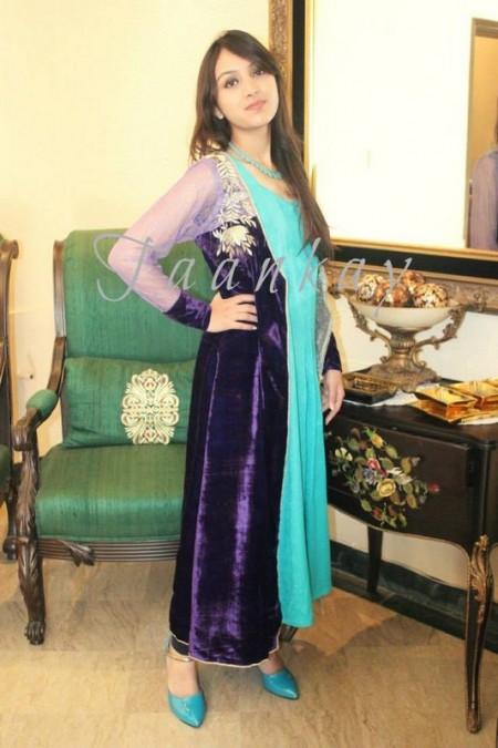 Taankay Winter Dresses 2013 2014 For Women