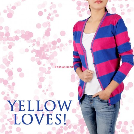Yellow Western Wear Dresses 2014