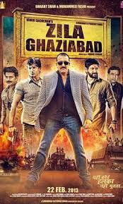 Movie Zila Ghaziabad 2013 Poster