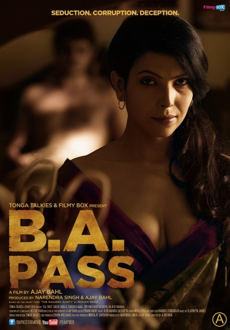 Watch B.A. Pass 2013 Movie Poster