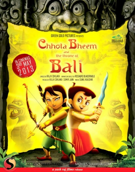 Chhota Bheem and the Throne of Bali 2013