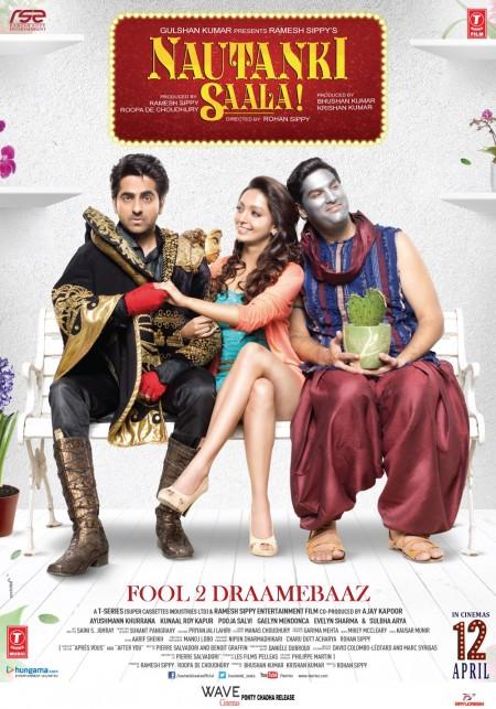 Movie Nautanki Saala 2013 Poster