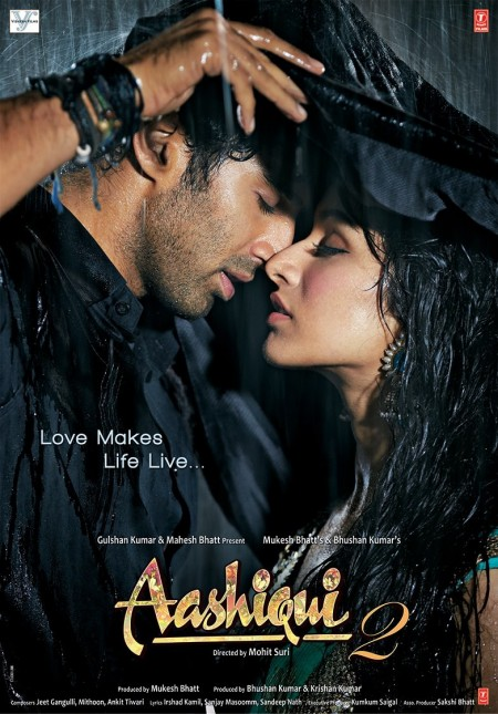 Indian movie Aashiqui 2 2013 Poster
