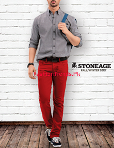 Fall Winter Dresses Collection By Stoneage 2013-2014
