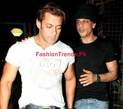 Salman Khan Respects Shahrukh Khan
