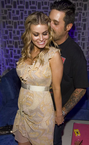 Carmen Electra & Rob Patterson Photos