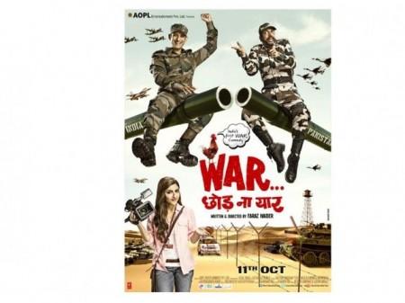 Movie War Chhod Na Yaar 2013 Movie Poster