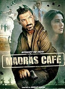 Watch Madras Cafe 2013 Movie Details Online