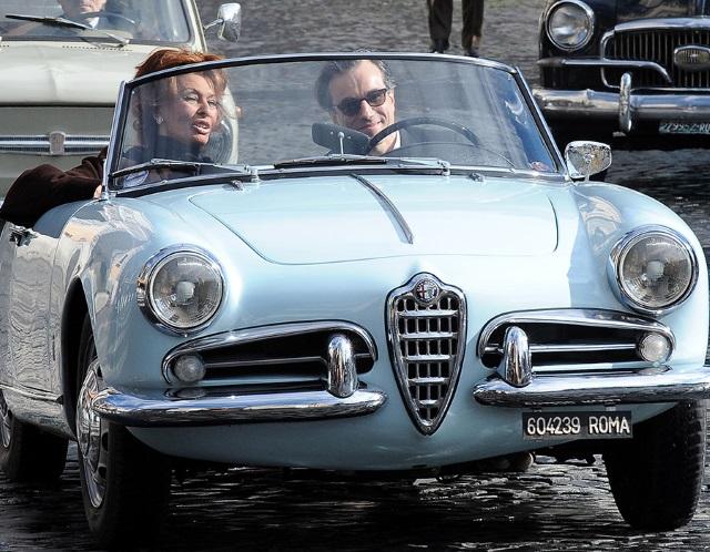 Daniel Day Lewis Luxury Car Photos