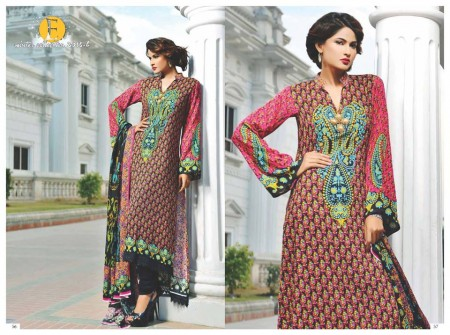 Eiza by UA Textile Women Winter Dresses 2014