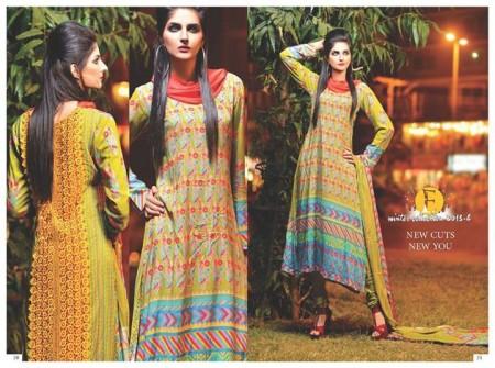 Eiza by UA Textile Women Winter Dresses 2014
