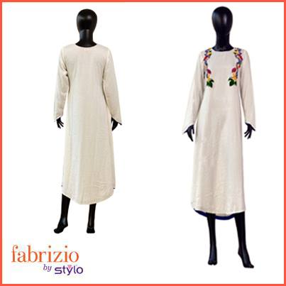 Fabrizio Girls and Women Winter Dresses 2014