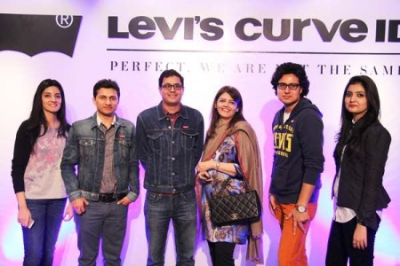 Levi's Curve ID Perfect Fit Jeans