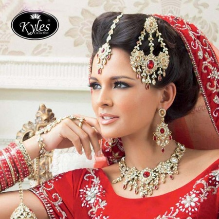 Latest Girls Bridal Jewellery Designs 2014
