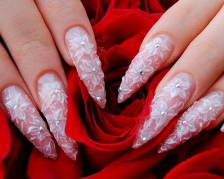 Latest Nail Art Designs 2014