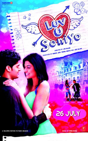 Movie Luv U Soniyo 2013 Movie Poster