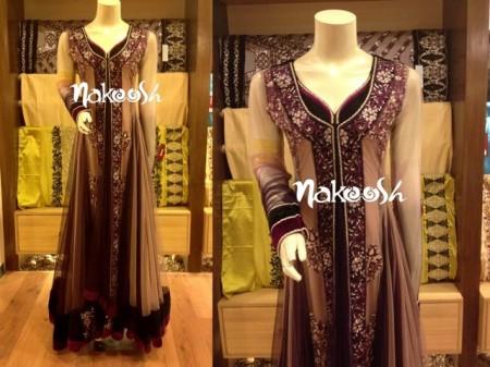 Sara Maniya Casual Wear Dresses for Winter 2014