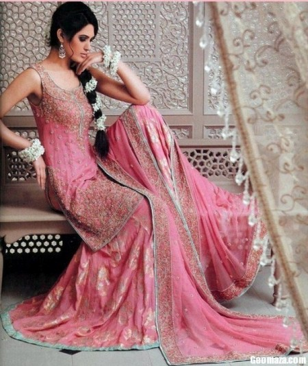 Bridal Walima Dresses 2014 Launched in Pakistan