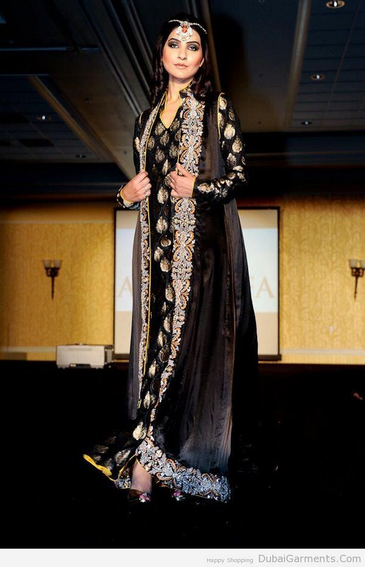 Fantastic Pakistani Party Wear Dresses 2017 Pictures