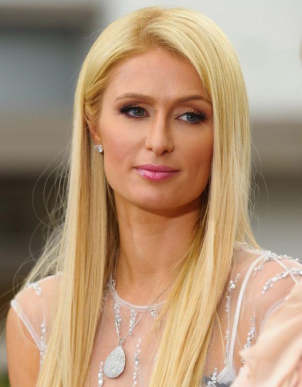 Paris Hilton Snap