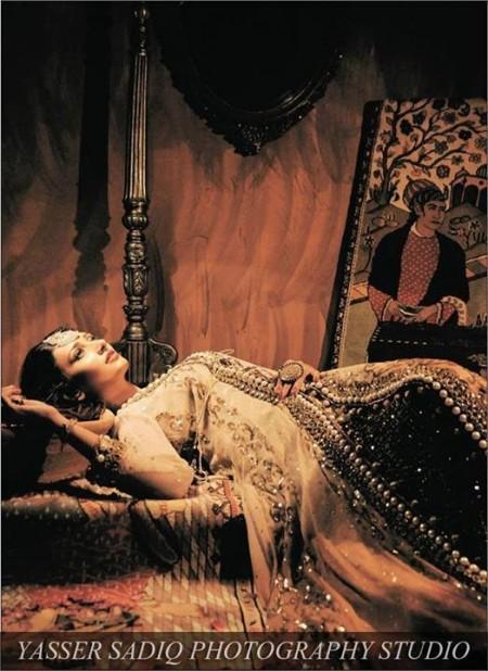 Rizwan Ahmed Bridal Dresses 2013-2014 For Women
