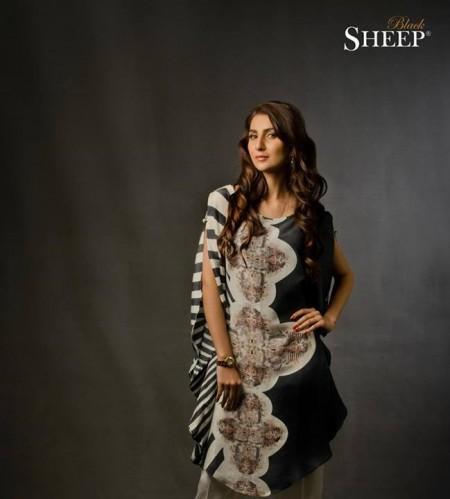 Sheep Latest Women Winter Dresses 2014