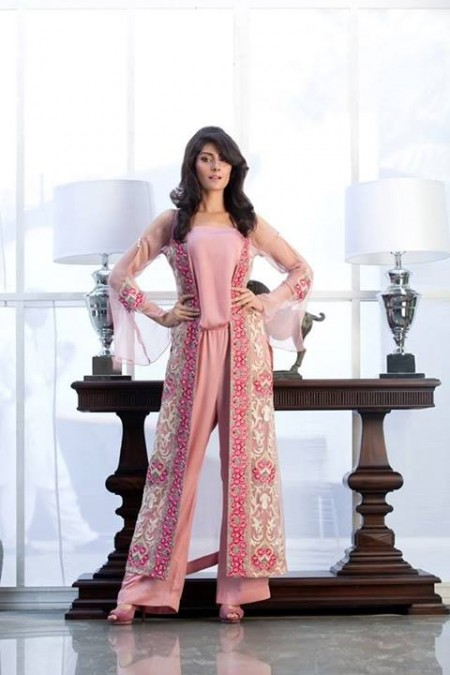 Threads and Motifs Women Winter Dresses 2014