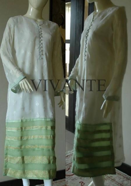 Vivante Casual Wear Dresses 2014 For Girls